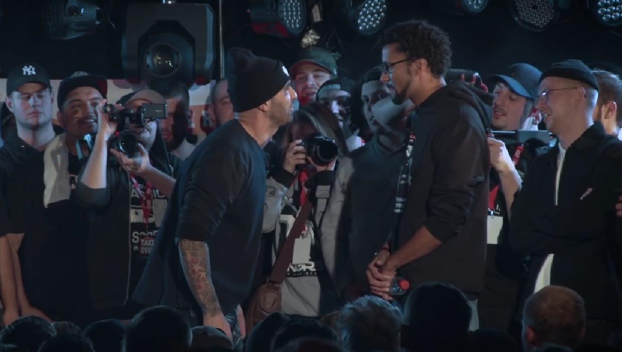 Rap am Mittwoch: Ssynic battlet Dizaster auf Englisch [Video] - rap.de