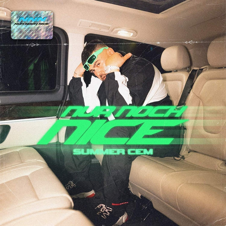 Tracklist: Summer Cem - Nur Noch Nice - rap.de
