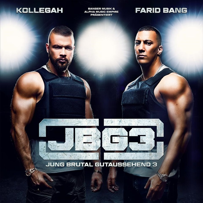 JBG3 Albumcover (VÖ: 01.12.2017)