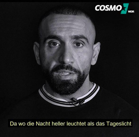 MoTrips Bruder Hassan rappt für Seenotrettung - rap.de