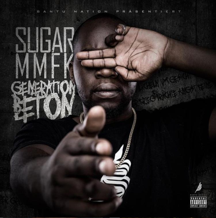 Tracklist: Sugar MMFK - Generation Beton - rap.de