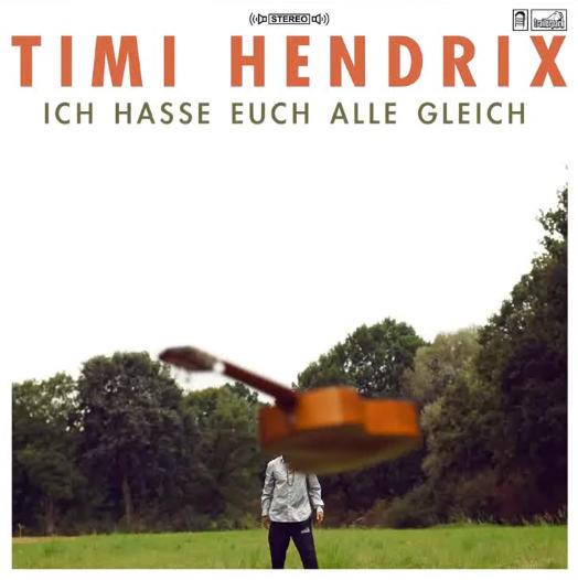 Timi Hendrix - Ich hasse euch alle gleich (prod. Ryini Beats) [Audio] - rap.de